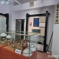 燈塔內展示室