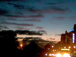 2007.08.09 同樣的一片天空