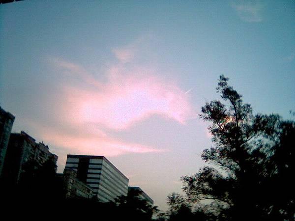 2008.09.19 天空的異光-1