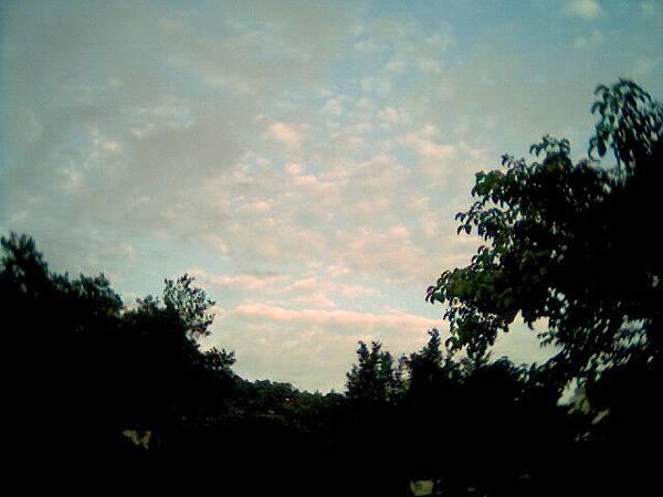 2009.05.03 水彩般的雲-1