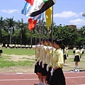 2005.6.7畢業典禮最後一場表演的第一個轉彎