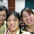 三位辮子姑娘