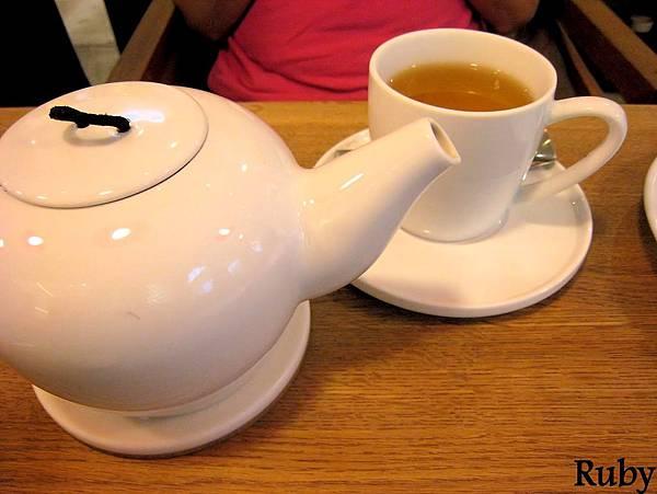 日落花草茶