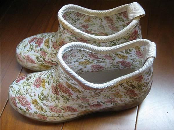 作夢都會夢到的雨鞋