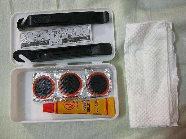 補胎工具包