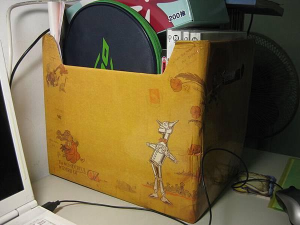 耶誕禮物之書盒