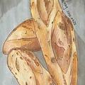 艋舺核桃麵包