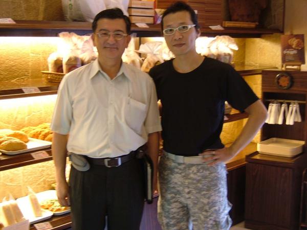 喬禾國際王冠堯來訪