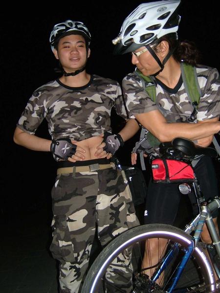 2009.1126.碧潭.35公里.&蘭姐