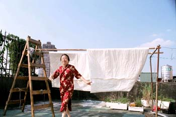 曬棉被的好天氣─沙鹿電影藝術館