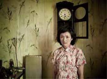 阿霞的掛鐘─沙鹿電影藝術館