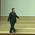 2014年09月28日北韓領導人金正恩今年七月走路時一拐一拐。(圖udn tv).png