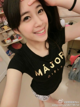 2015年03月31日19歲青春無敵歐陽妮妮