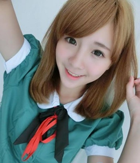 2015年04月22日育達高中-呂妍萱1