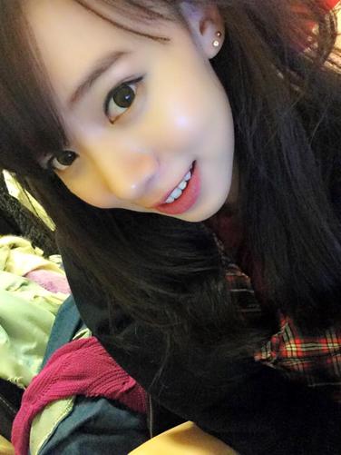 2015年05月05日台灣行行出美人 潮牌女店員-王宣