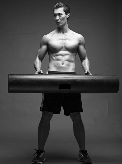 2015年06月12日台灣今天我最帥:健身教練Daniel肌肉精壯!