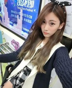 2015年07月09日《台灣校花點點名》崇右技術學院-張楚珊