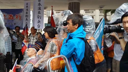 2015年08月31日香港各界抗戰七十週年大遊行