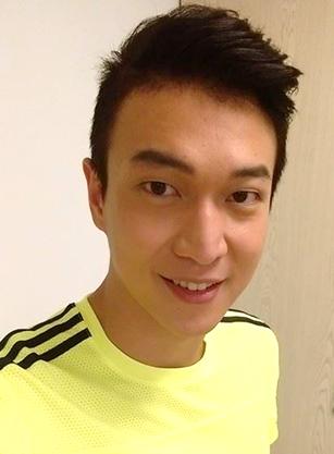 2016年01月09日台灣今天我最帥:超級明星臉許鈞喬 似吳彥祖盧彥勳