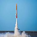 2016年02月02日全部中華民國MIT!交大雙節火箭成功試射!