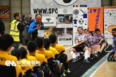 2016年02月21日世界盃拔河賽第2天 中華隊奪3金