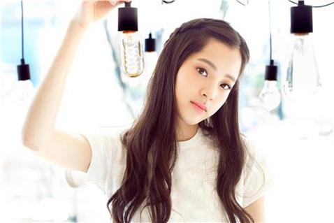 2016年03月28日台灣今天我最美:大眼長髮歐陽娜娜 青春正響亮