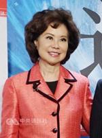 2016年12月03日臺裔趙小蘭 入川普內閣