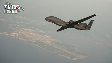 2016年12月20日陸機繞台 美出動「全球之鷹」無人機監控