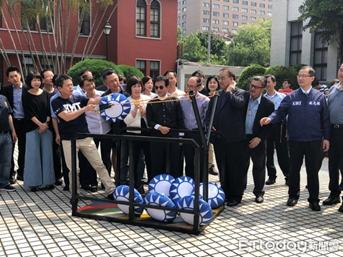 2018年05月22日中國國民黨立法院團「蔡政府『失政』兩週年」記者會