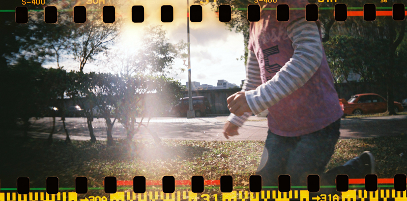 000014  Sprocket Roket X Fujifilm X-TRA 400 II