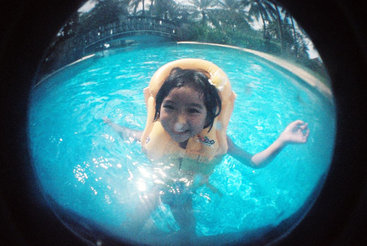 F1330003 Lomo Fisheye II X Fujifilm 1600