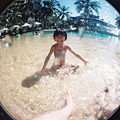 F1330006 Lomo Fisheye II X Fujifilm 1600