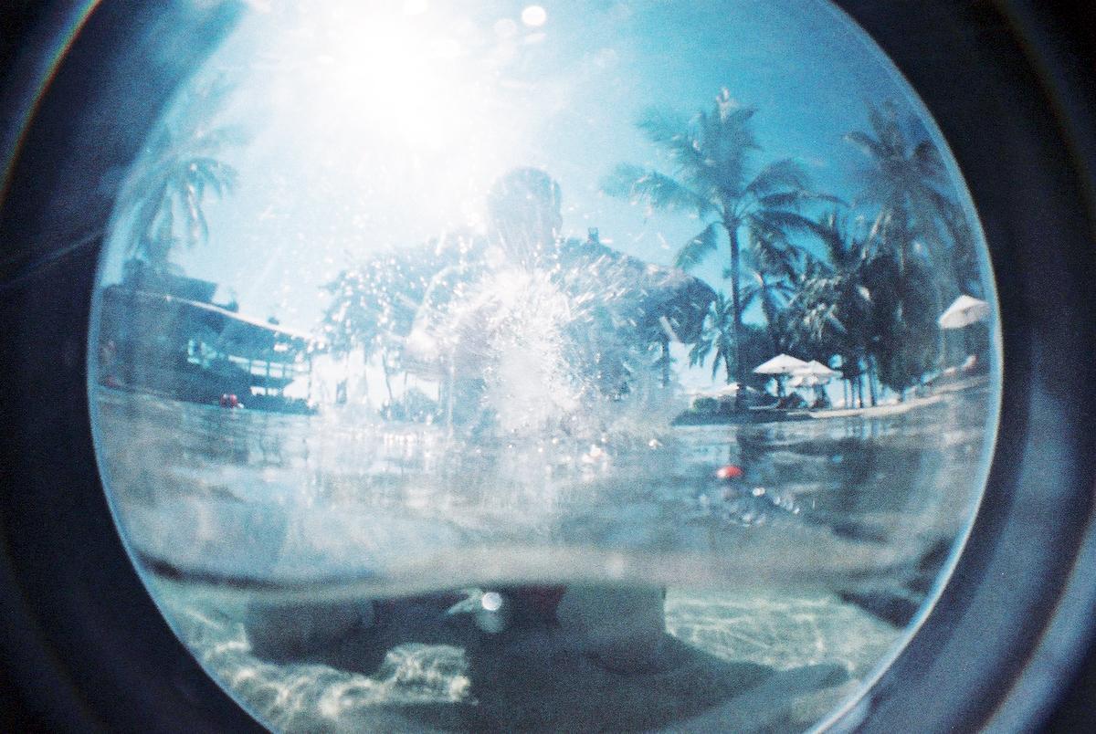 F1330010 Lomo Fisheye II X Fujifilm 1600