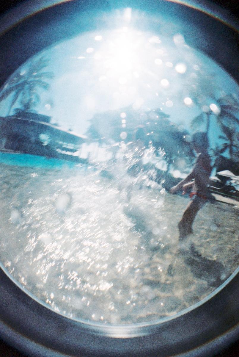 F1330015 Lomo Fisheye II X Fujifilm 1600