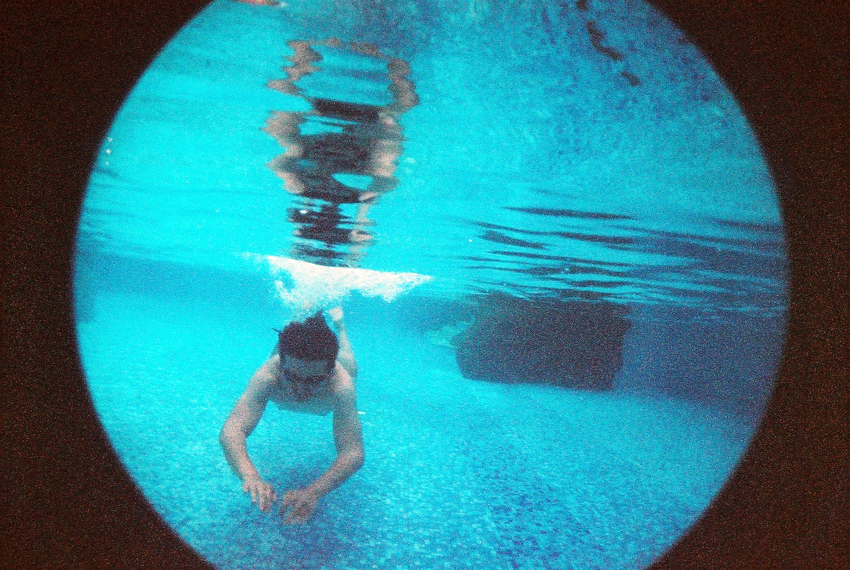F1330023 Lomo Fisheye II X Fujifilm 1600