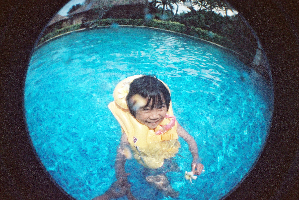 F1330030 Lomo Fisheye II X Fujifilm 1600