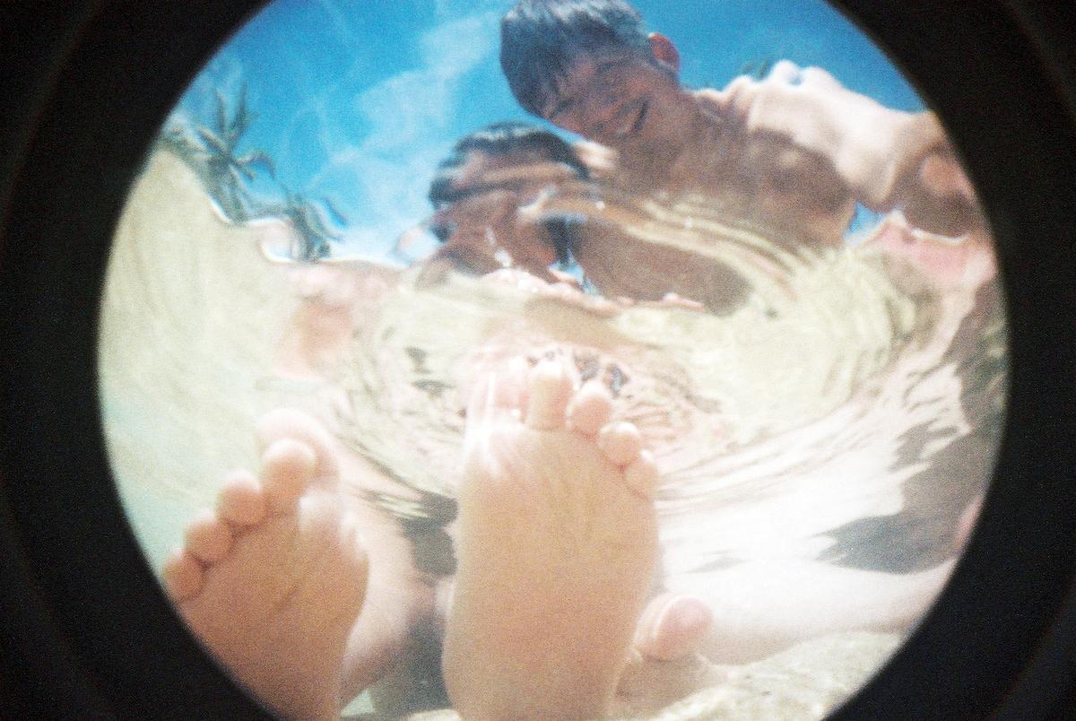 F1330033 Lomo Fisheye II X Fujifilm 1600