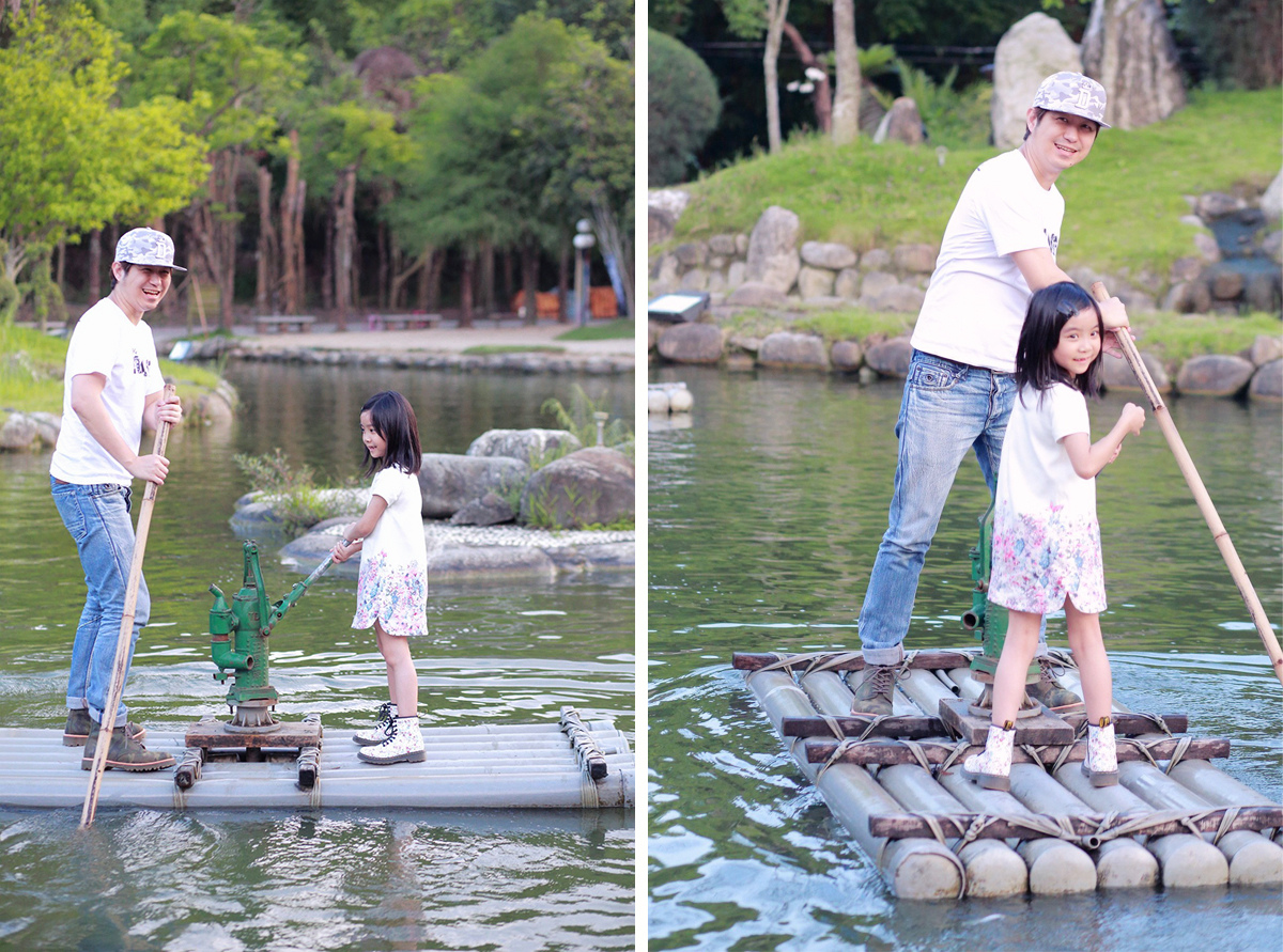 20140511 043(台灣島戲水區撐竹筏體驗).JPG