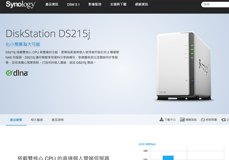 DS215j