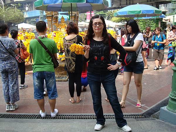 2013元月與民娟遊曼谷 1130
