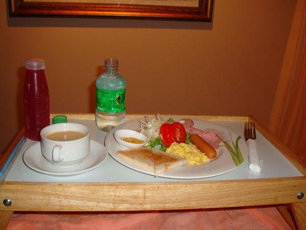 禪Spa美式早餐