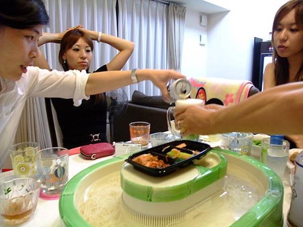 姵吟和勝美先生真的是好酒友