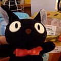 魔女宅急便裡的黑貓我也好愛