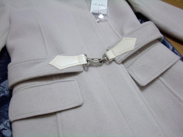 """最特別的設計是腰帶部分 還是""""日本製""""的喔"""