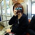 2009.11.01 大家起個大早, 往京都清水寺出發啦~!!!