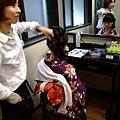 快要完成了~期待宜修選的髮型!!