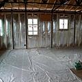 2F主要是臥室和客房.收納櫃 共有3個房間
