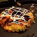 泡菜口味大阪燒~ 真的超好吃的啦!!
