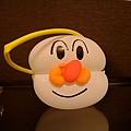 氣球居然可以捏成麵包超人 真是太Q了~~