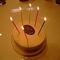 宜子和姵吟的生日蛋糕